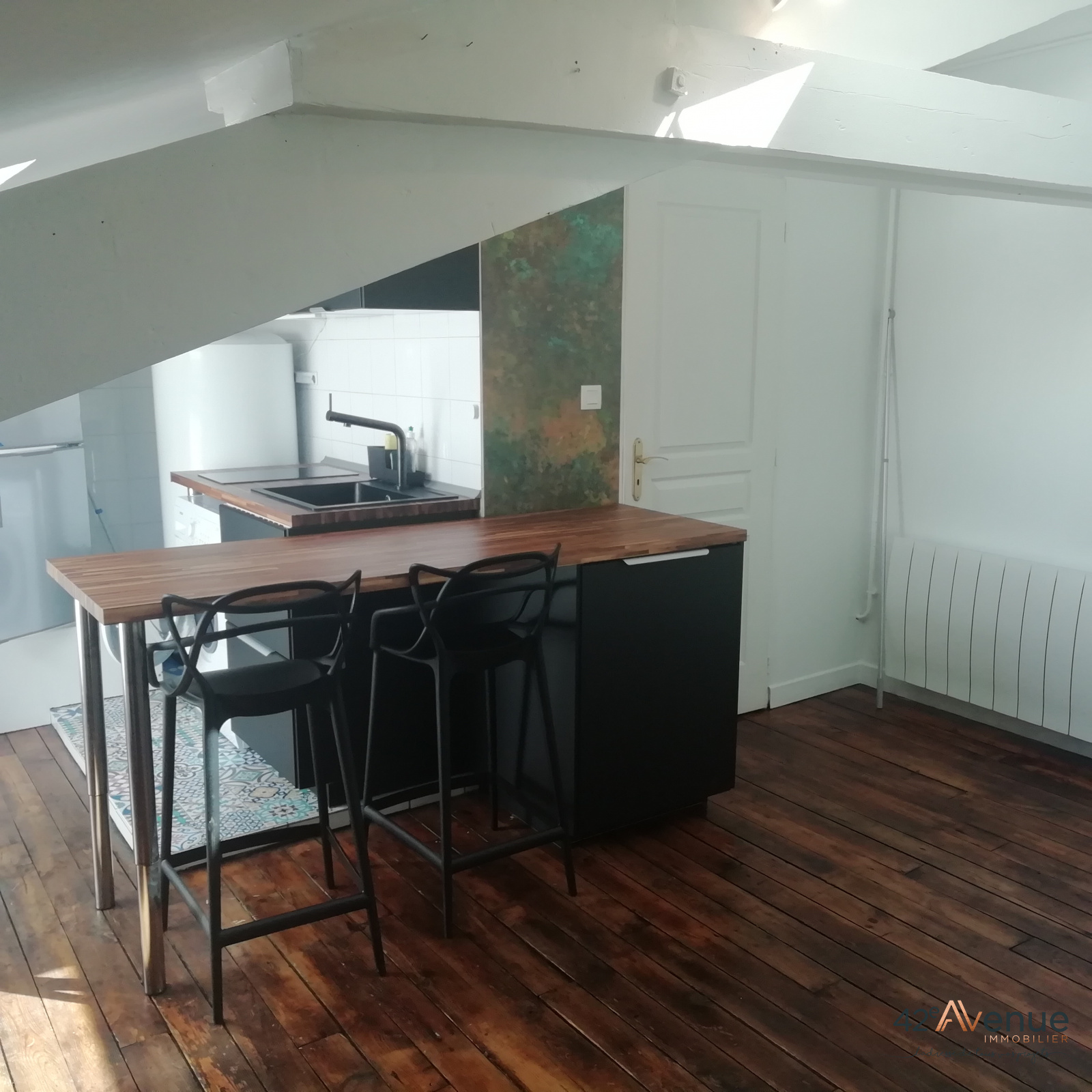 Image_, Appartement, Saint-Étienne, ref :103