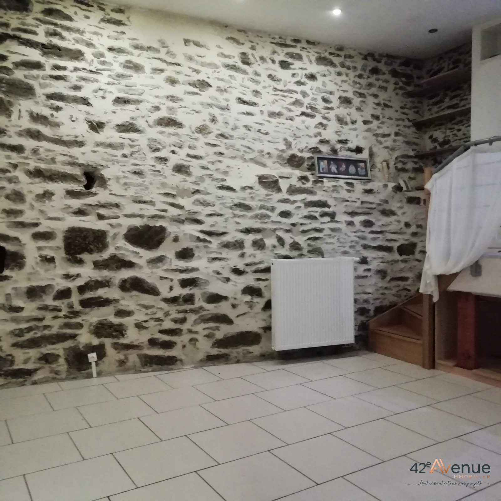 Image_, Appartement, La Valla-en-Gier, ref : 866